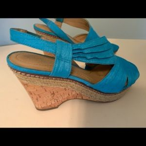 Wedge shoes naturalizer n5 comfort